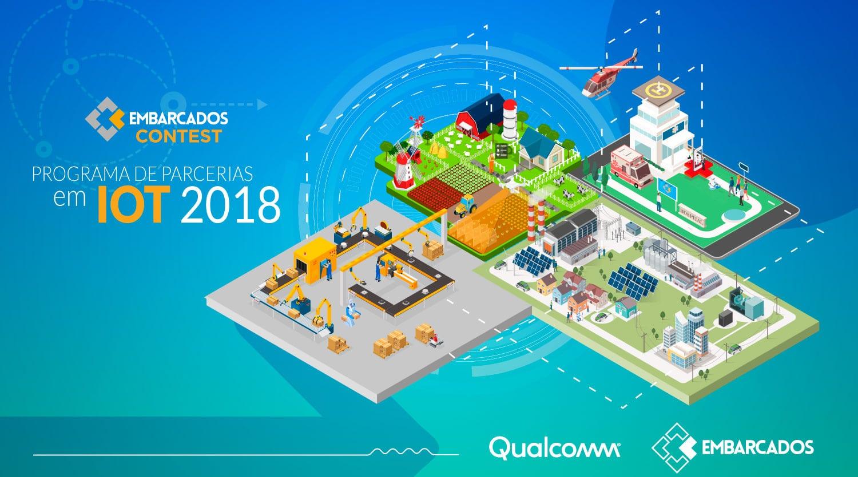 Programa de Parcerias em IoT 2018